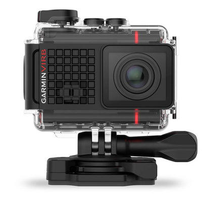 Garmin VIRB Ultra 30 Action Camera - Housing Front - Mike's Dive Store