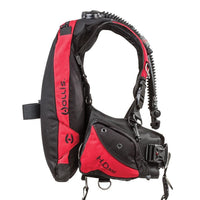 Hollis HD 200 BCD - Side - Mike's Dive Store