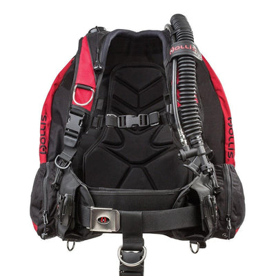 Hollis HD 200 BCD - Front - Mike's Dive Store