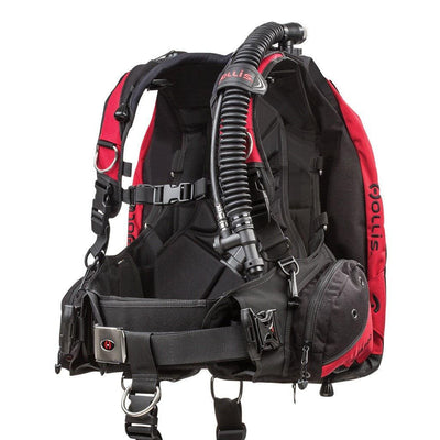 Hollis HD 200 BCD - Mike's Dive Store