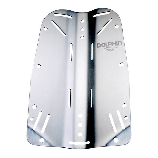 IST Aluminium Backplate - Mike's Dive Store