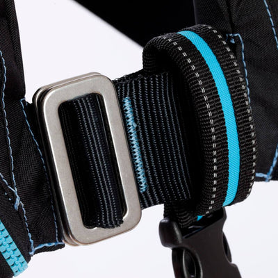 KRU Sport Lifejacket - Harness Detail - Mike's Dive Store