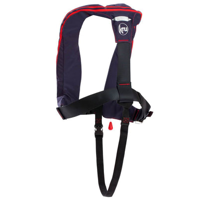 KRU Sport Lifejacket - Navy Back - Mike's Dive Store