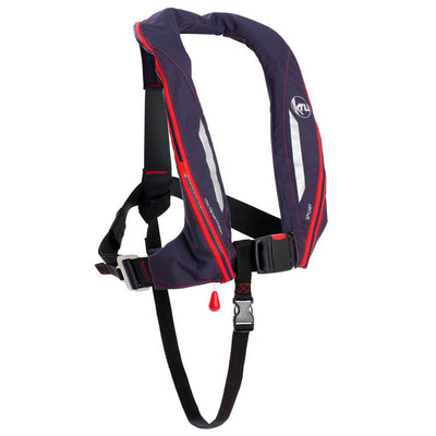 KRU Sport Lifejacket - Navy - Mike's Dive Store