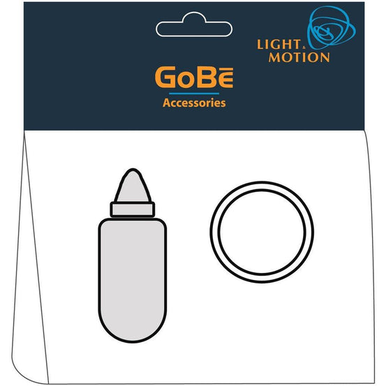 Light and Motion GoBe O-Ring And Grease - Mike's Dive Store