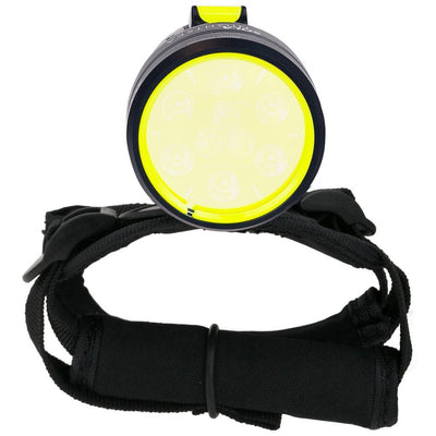 Light and Motion Sola Nightsea Light - Front - Mike's Dive Store
