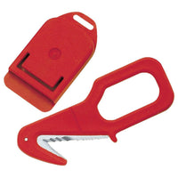 Maniago TS05 Line Cutter - Red - Mike's Dive Store
