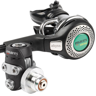 Mares Abyss 52X Nitrox Regulator - Mike's Dive Store