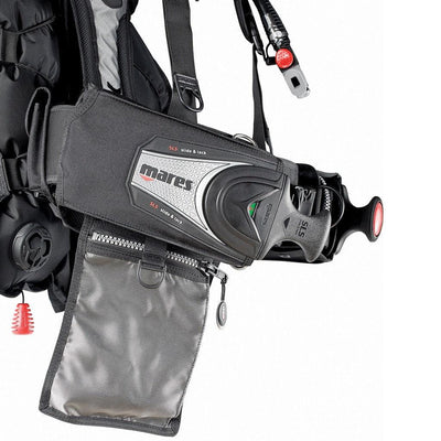 Mares Bolt SLS BCD - Roll Down Cargo Pocket - Mike's Dive Store