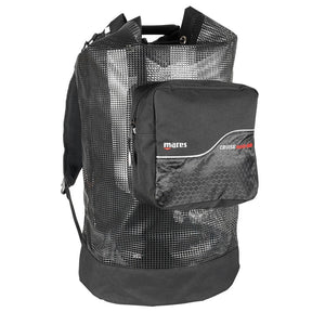 Mares Cruise Backpack Mesh Deluxe Dive Bag