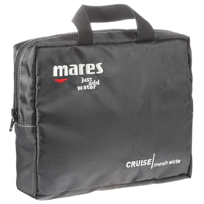 Mares Cruise Backpack Mesh Elite Dive Bag - Stowed - Mike's Dive Store