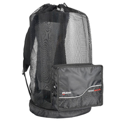 Mares Cruise Backpack Mesh Elite Dive Bag - Mike's Dive Store