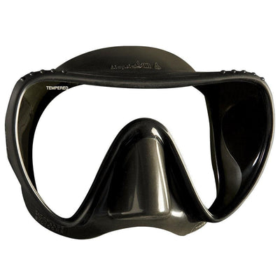 Mares Essence Liquidskin SF Mask - Black - Mike's Dive Store