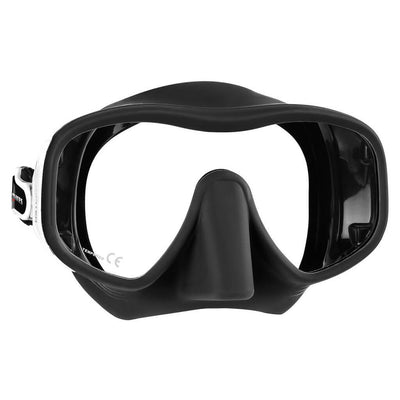 Mares Juno Mask - White / Black - Mike's Dive Store