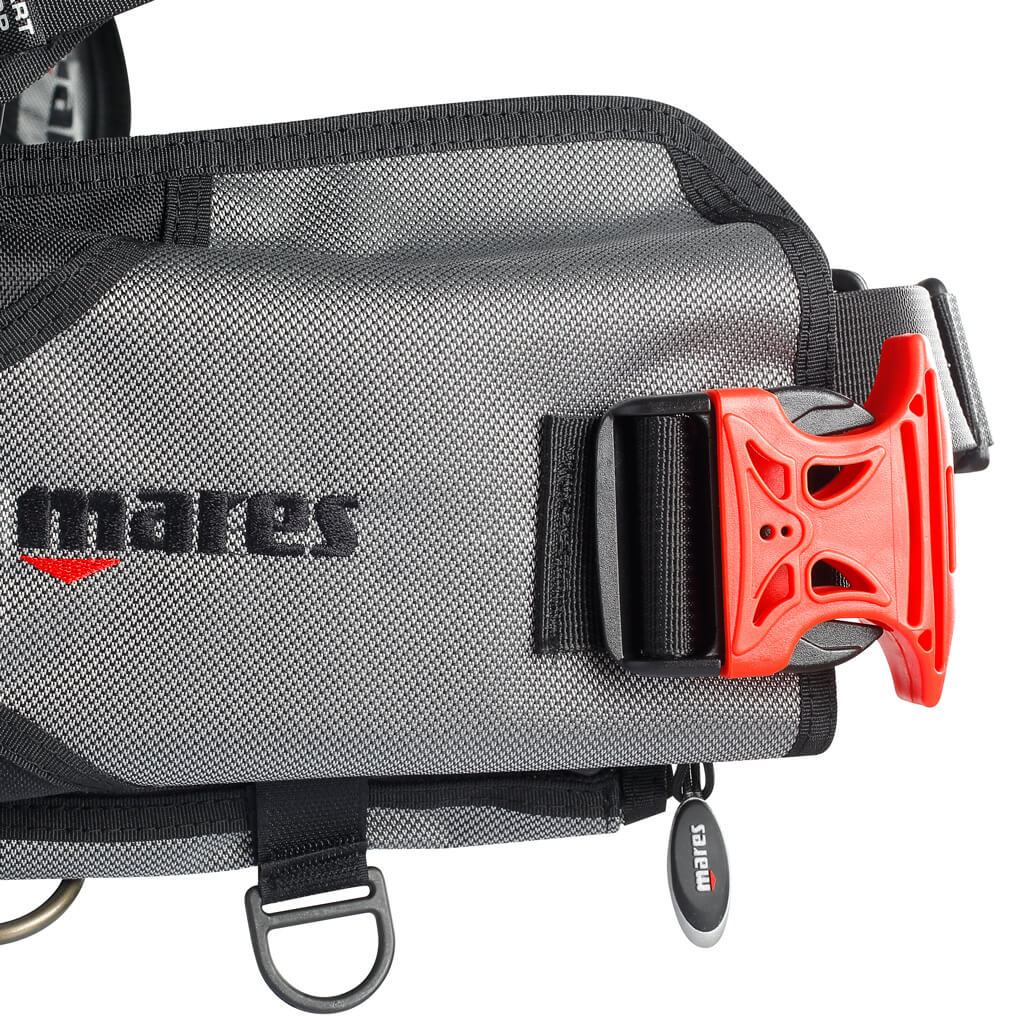 Mares Magellan BCD - Rolled Pocket