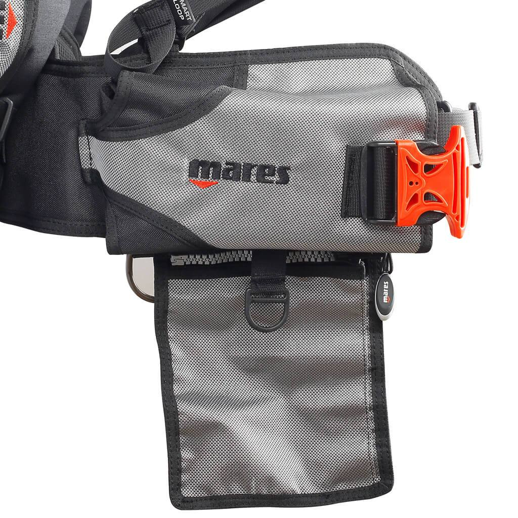 Mares Magellan BCD - Roll Down Pocket