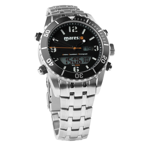 Mares Mission Chrono Spearfishing Watch - Mike's Dive Store