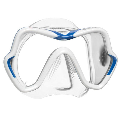 Mares One Vision Sunrise Dive Mask - Clear / Blue - Mike's Dive Store