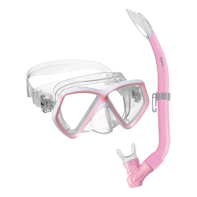 Mares Pirate Youth Set - Pink - Mike's Dive Store