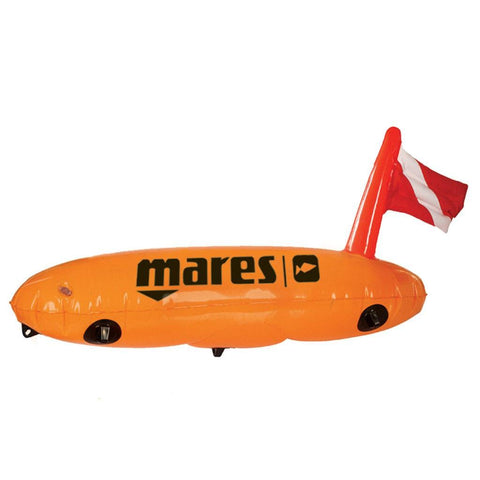 Mares Pure Instinct Buoy Torpedo SF - Mike's Dive Store