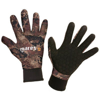 Mares Pure Instinct Camo 30 Gloves - Brown - Mike's Dive Store