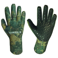 Mares Pure Instinct Camo 30 Gloves - Green - Mike's Dive Store