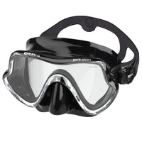 Mares Pure Vision Dive Mask - Black - Mike's Dive Store