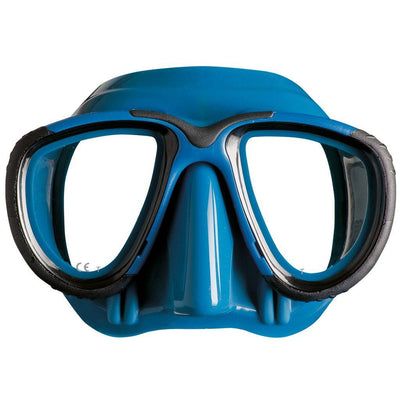 Mares Tana Freediving Mask - Blue - Mike's Dive Store