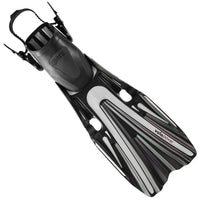 Mares Volo Power Fins - Silver - Mike's Dive Store