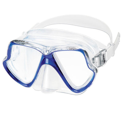 Mares Wahoo Dive Mask - Blue - Mike's Dive Store