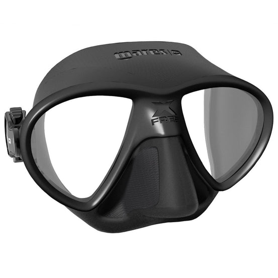 Mares X-Free Mask - Black - Mike's Dive Store