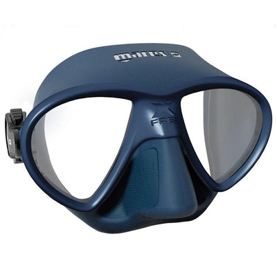 Mares X-Free Mask - Blue - Mike's Dive Store