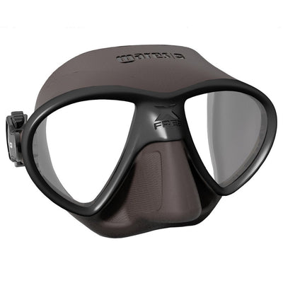 Mares X-Free Mask - Brown - Mike's Dive Store