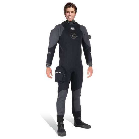 Mares XR XR3 Neoprene Drysuit - Mike's Dive Store