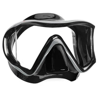 Mares i3 Dive Mask - Silver / Black - Mike's Dive Store