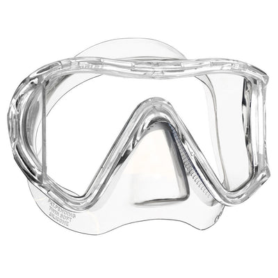 Mares i3 Sunrise Dive Mask - Clear / Clear - Mike's Dive Store