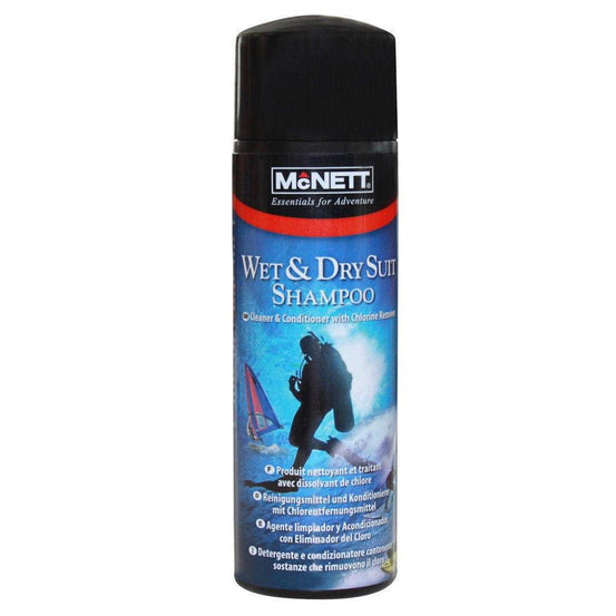 McNett Wet and Dry Suit Shampoo 250ml - Mike's Dive Store