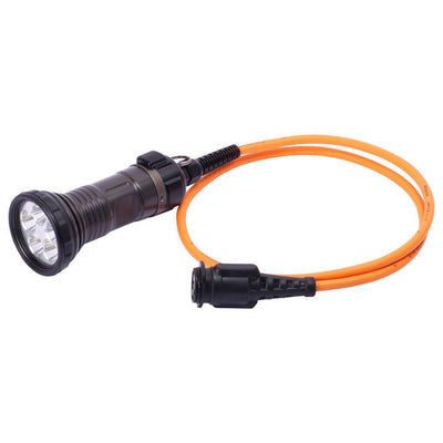 Metalsub KL1242 Cablelight Kit Umbilical Dive Torch - Light - Mike's Dive Store