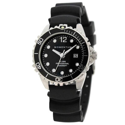 Momentum M1 Mini Watch - Black - Mike's Dive Store