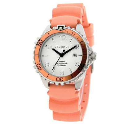 Momentum M1 Mini Watch - Orange - Mike's Dive Store