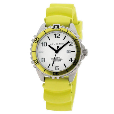 Momentum M1 Mini Watch - Yellow - Mike's Dive Store