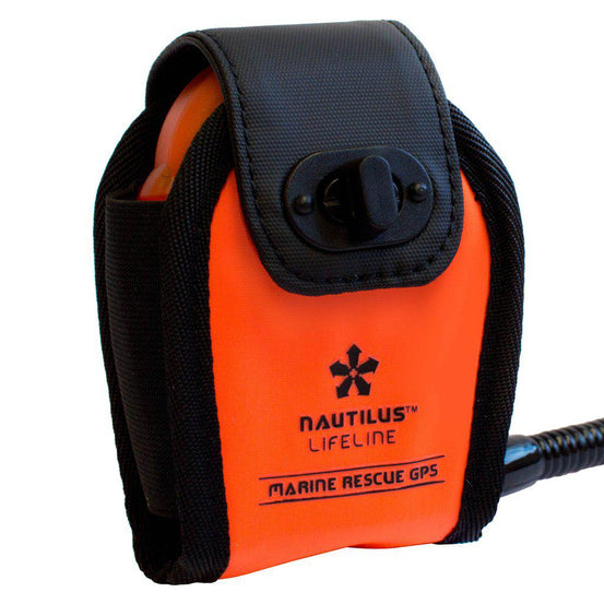 Nautilus LifeLine Marine GPS Neoprene Pouch - Mike's Dive Store