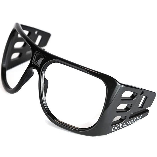 Ocean Reef Optical Lens Support - Black - Mike's Dive Store