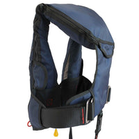 Ocean Safety Kru Sport Pro 185N Lifejacket - Back - Mike's Dive Store