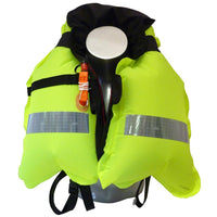 Ocean Safety Kru Sport Pro 185N Lifejacket - Inflated - Mike's Dive Store