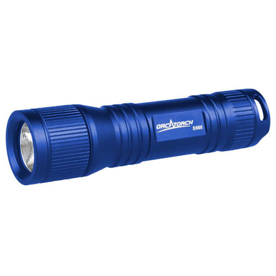 Orca D560 Dive Torch - Blue - Mike's Dive Store