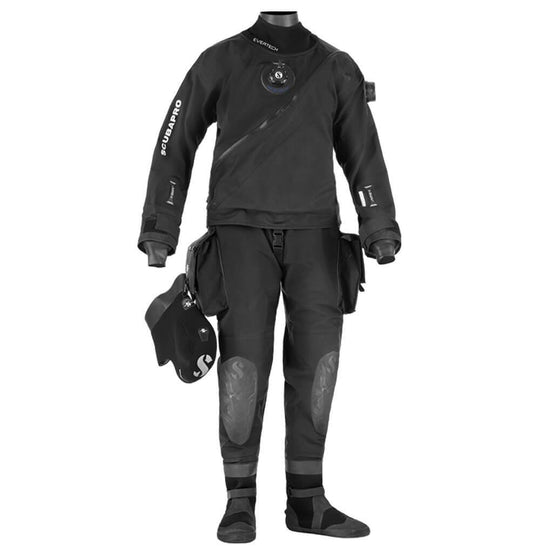 Scubapro Evertec Dry Breathable Mens Drysuit - Mike's Dive Store