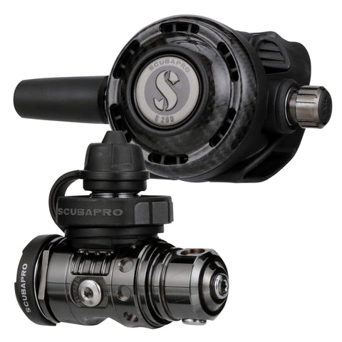 cubapro MK19 EVO G260 Carbon Black Tech Regulator