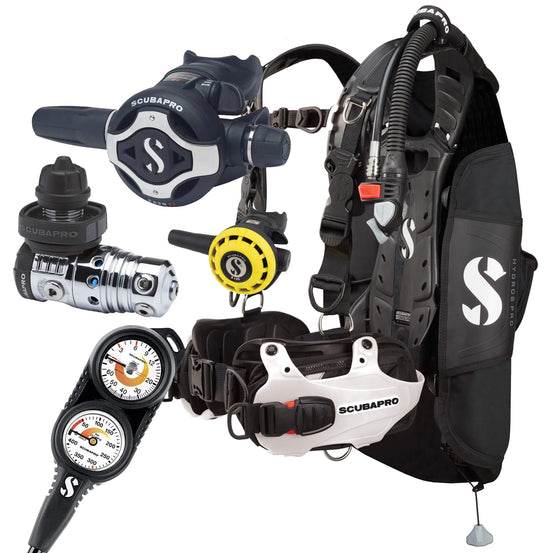 Scubapro Women's MK25 S620Ti Hydros Pro Package | Mike's Dive Store