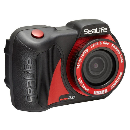 Sealife Micro 2.0 Underwater Camera - Mike's Dive Store